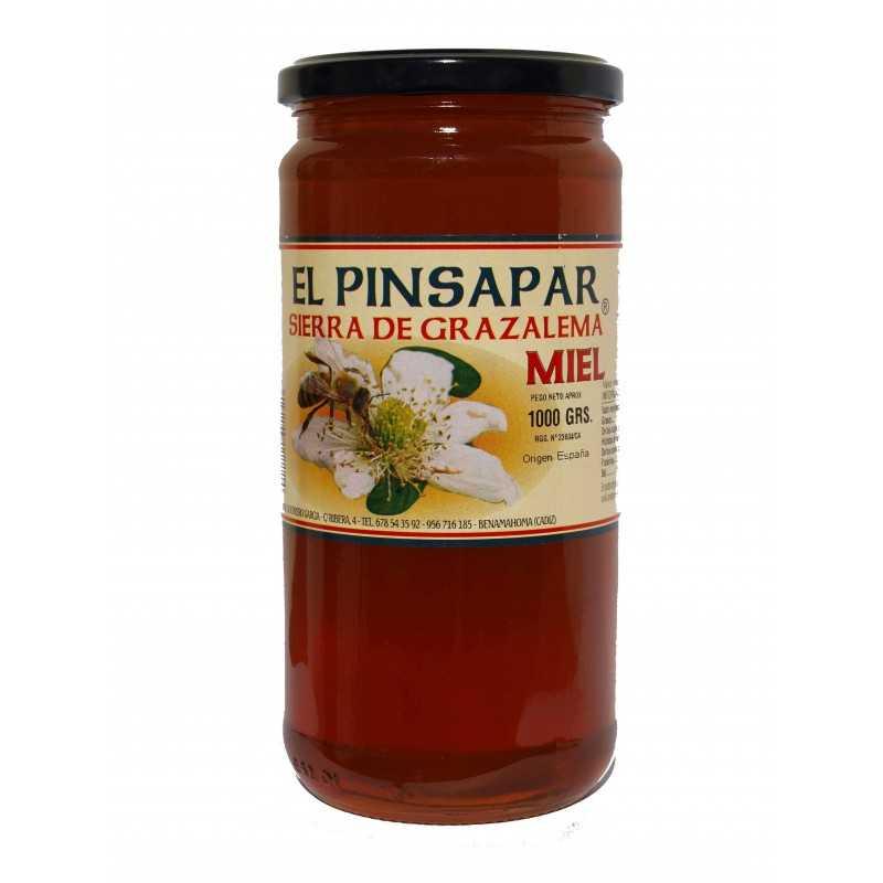 Miel pura de abejas. La auténtica miel artesanal