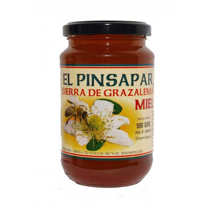 Miel pura milflores 500 grs