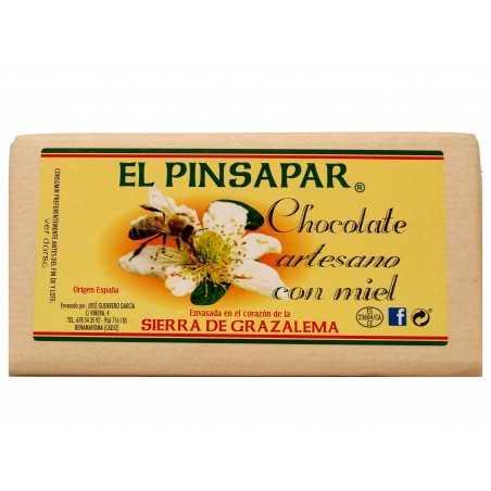 Chocolate de miel artesano
